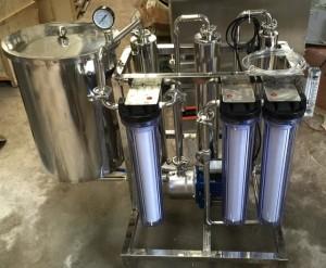 Máy lọc khử độc tố rượu 20-50 lít