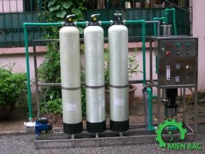 Dây chuyền lọc nước tinh khiết 300 lít