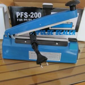 Máy hàn miệng túi dập tay PFS 200