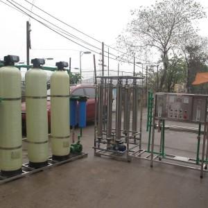 Dây chuyền lọc nước tinh khiết 1000 lít
