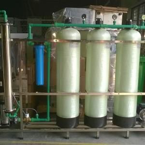 Dây chuyền lọc nước tinh khiết 150 lít