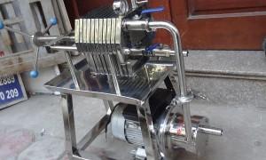 Máy lọc khử độc tố rượu khung bản