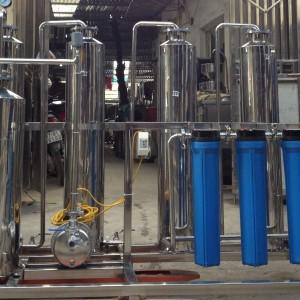 Máy lọc khử độc tố rượu 300 lít