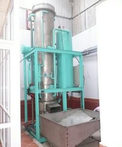Máy sản xuất đá viên 2 tấn