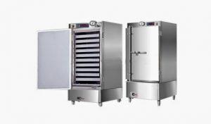 Tủ nấu cơm 10 khay công nghiệp