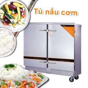 Tủ nấu cơm 24 khay công nghiệp