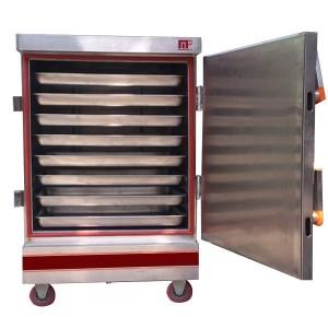 Tủ nấu cơm 8 khay công nghiệp