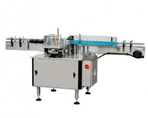 Máy dán nhãn giấy chai tròn tự động