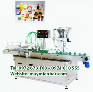 Máy chiết rót tại Nghệ An nhập chính hãng, chất lượng cao, rẻ