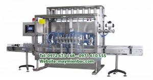 Máy chiết rót tại Thanh Hóa giá tốt, sản phẩm chế tạo 100%