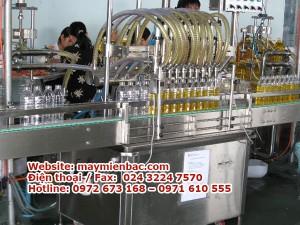 Máy chiết rót tại Ninh Thuận giá tốt nhất, rẻ nhất thị trường