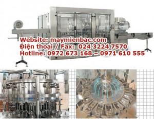 Chế tạo, lắp đặt máy chiết rót tại Phú Yên giá rẻ nhất