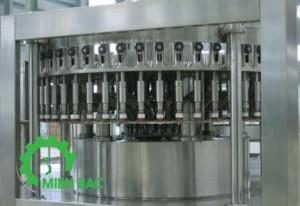 Báo giá bán lẻ máy xoáy nắp chai tự động