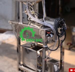 Các loại máy chiết rót định lượng
