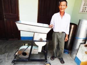 Đưa công nghệ vào sản xuất hỗ trợ nông dân