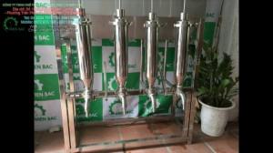 Báo giá máy chiết rót không dùng điện 2017