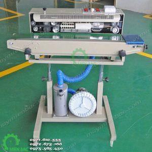 Máy hàn miệng túi thổi khí liên tục DBF-1000