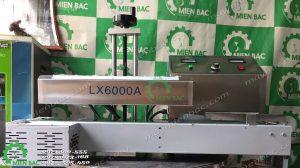Máy dán màng seal tự động LX 6000A (4 Quạt)