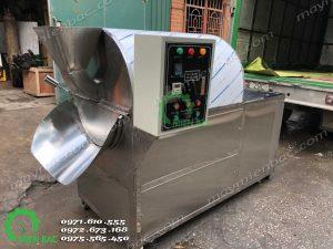 Máy rang hạt chế tạo 30kg inox 304