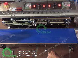 Máy hàn miệng túi có in date FRM-980