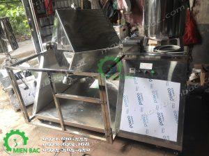 Máy trộn bột khô lập phương 50kg